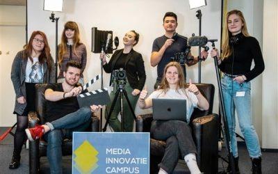 Steun ministerie voor Media-Innovatie Campus in Leeuwarden